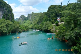 Phong Nha – Ke Bang is selected as one of two most experienced destinations in Vietnam by Lonely Planet magazine